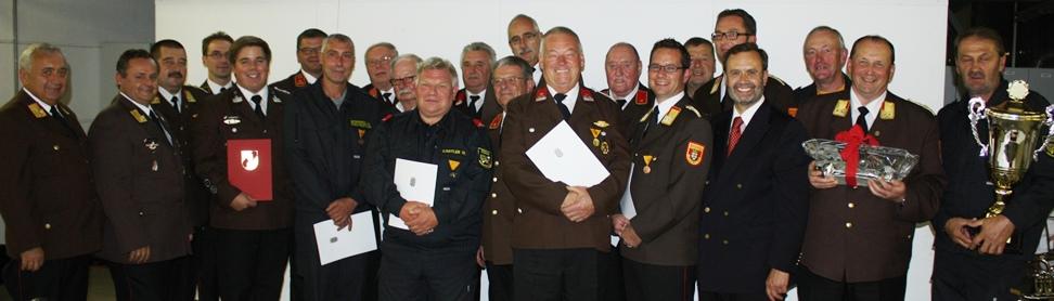 Freiwillige Feuerwehr Krems/Donau - Abschnittsfeuerwehrtag - Abschnitt Krems/Stadt